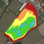 Progettazione dell'impianto di irrigazione a rateo variabile